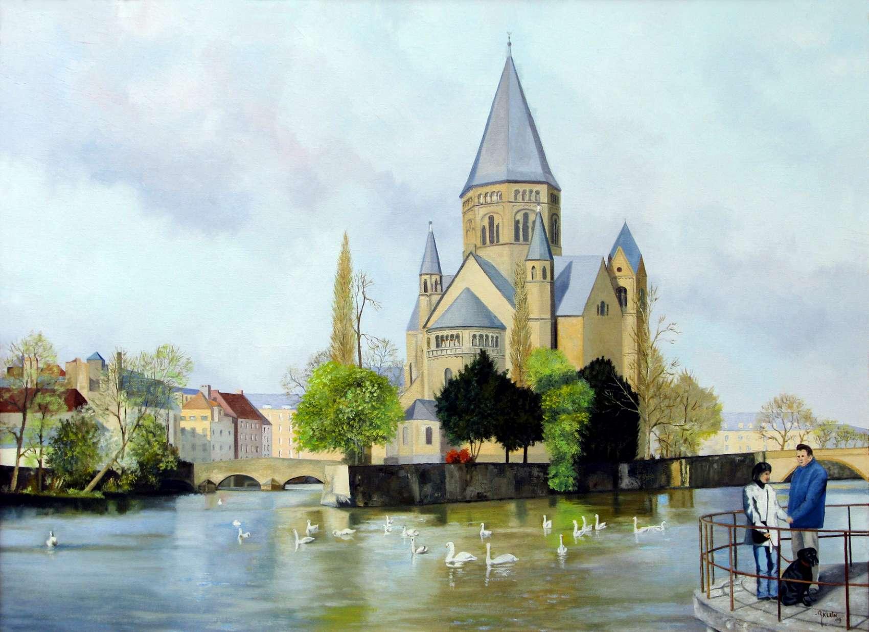 Metz peinture